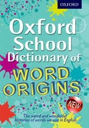 Oxford School Dictionary of Word Origins (New ed.) pearce the mit dictionary of modern economics 1 ed paper
