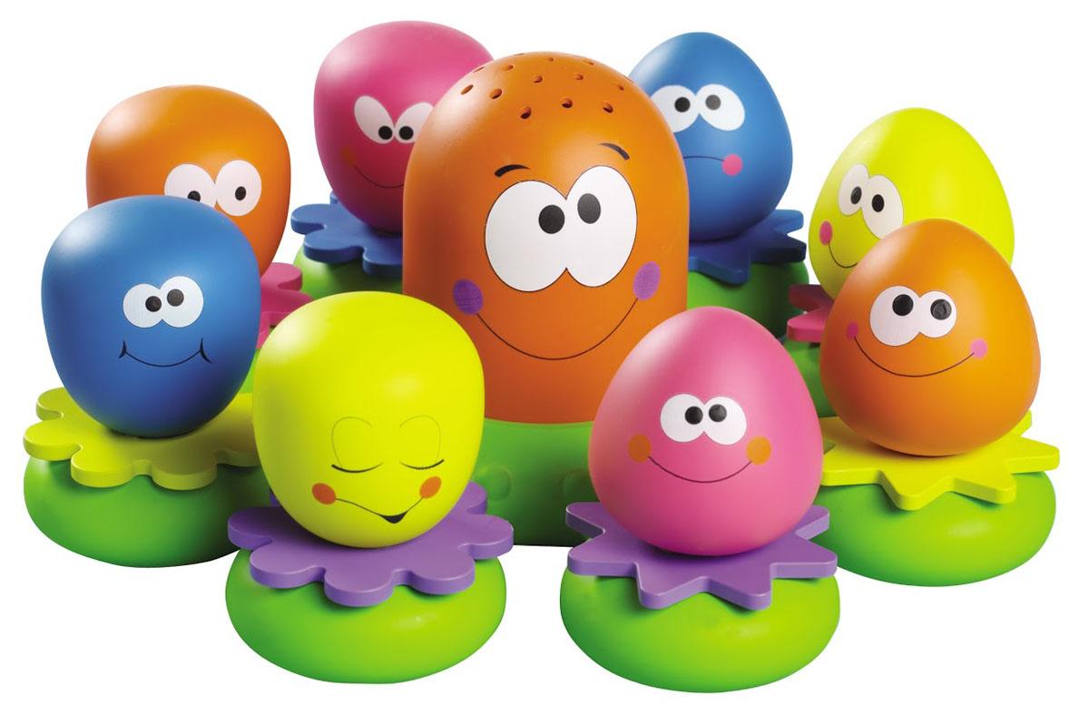 Игрушка для ванной Tomy Друзья Осьминоги игровые наборы tomy britains big farm фермерский прицеп со свинками