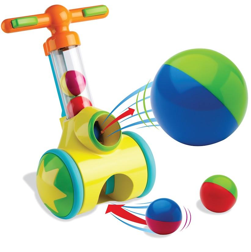 Tomy Tomy Развивающая игрушка Толкай-Запускай-Собирай tomy тракто farm с большими колесами