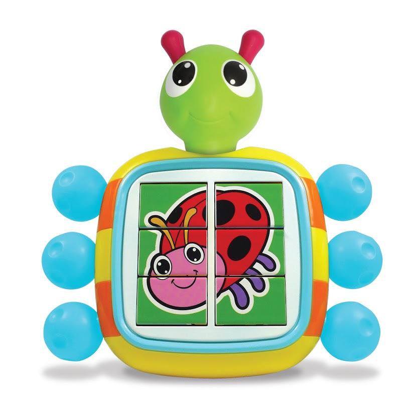 Tomy Развивающая игрушка Букашка-пазл игрушка tomy кубики загадки от профессора совы t72100