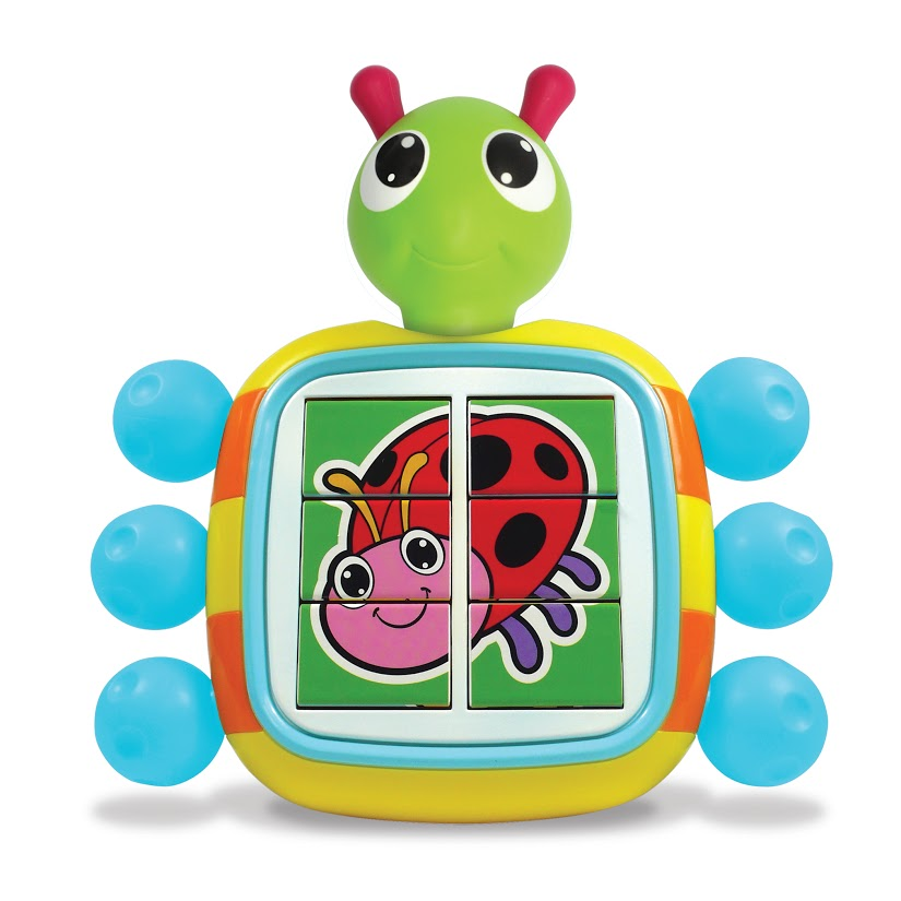 Tomy Развивающая игрушка Букашка-пазл tomy farm приключения трактора джонни и поросенка на ферме