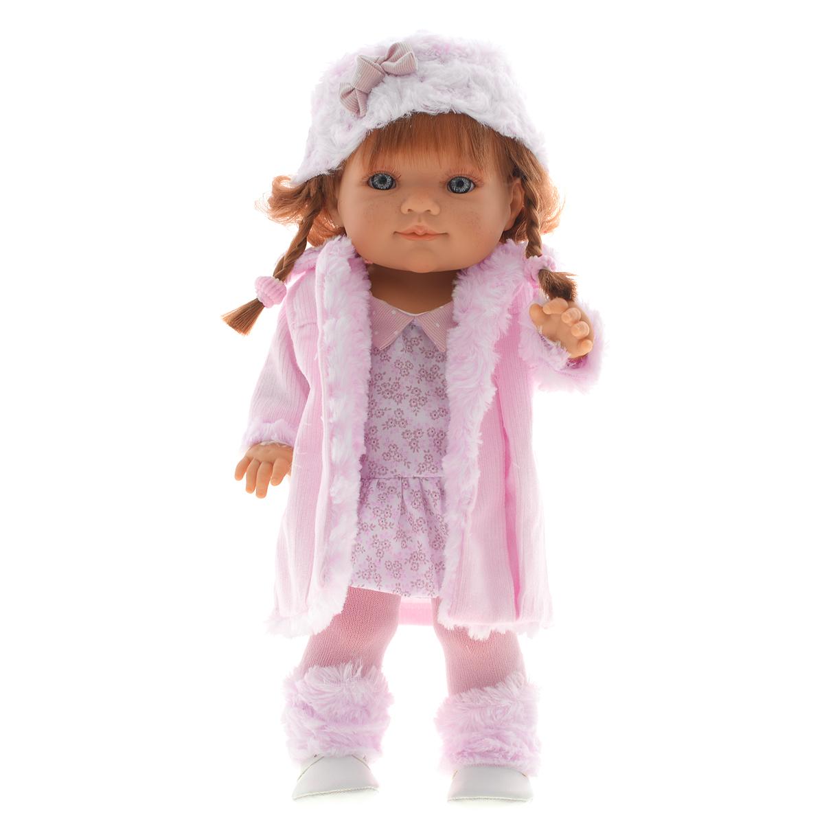Кукла Antonio Juan Фермина, 38 см белые женские ботиночки