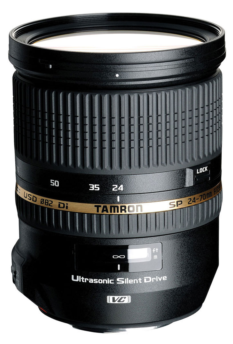 Tamron SP 24-70mm F/2.8 Di VC USD, Nikon объектив