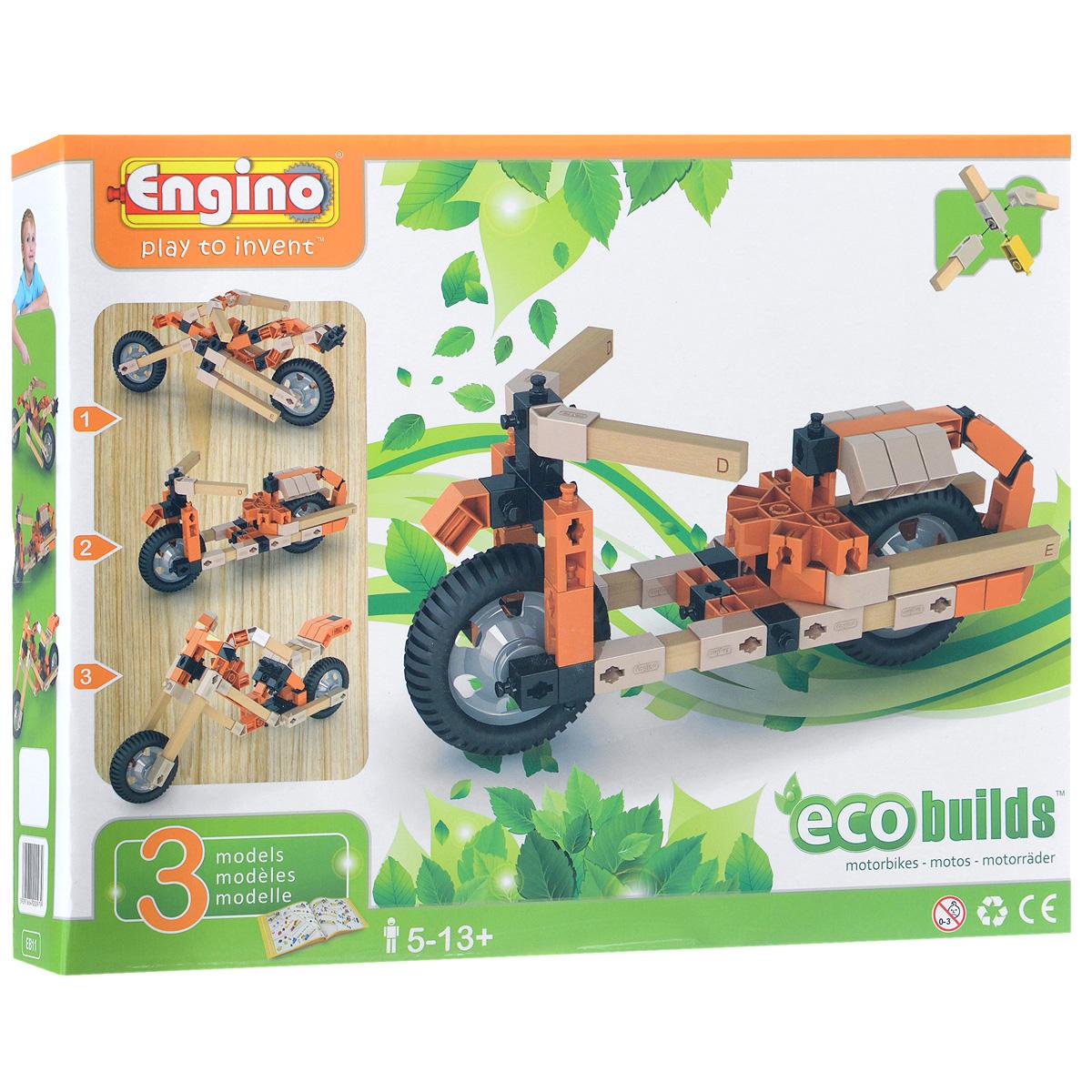 Engino Конструктор Moto