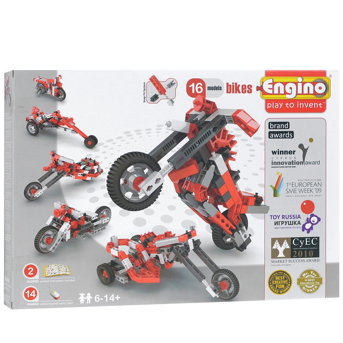 Engino Конструктор Bikes PB42