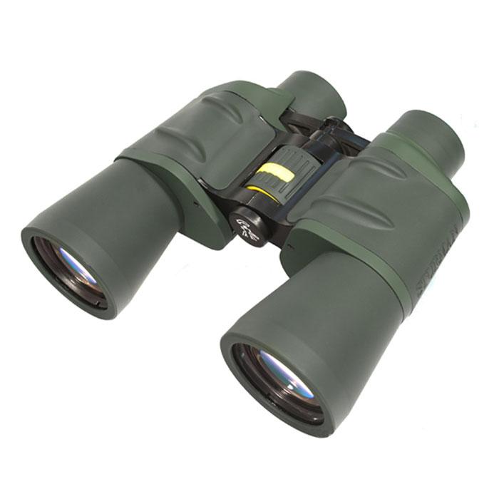 Sturman 10x50 бинокль с дальномерной сеткой, цвет: зеленый бинокль sturman 10x36 зеленый