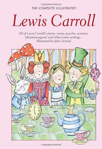 Complete Illustrated Lewis Carroll (TPB) nesbo jo midnight sun tpb