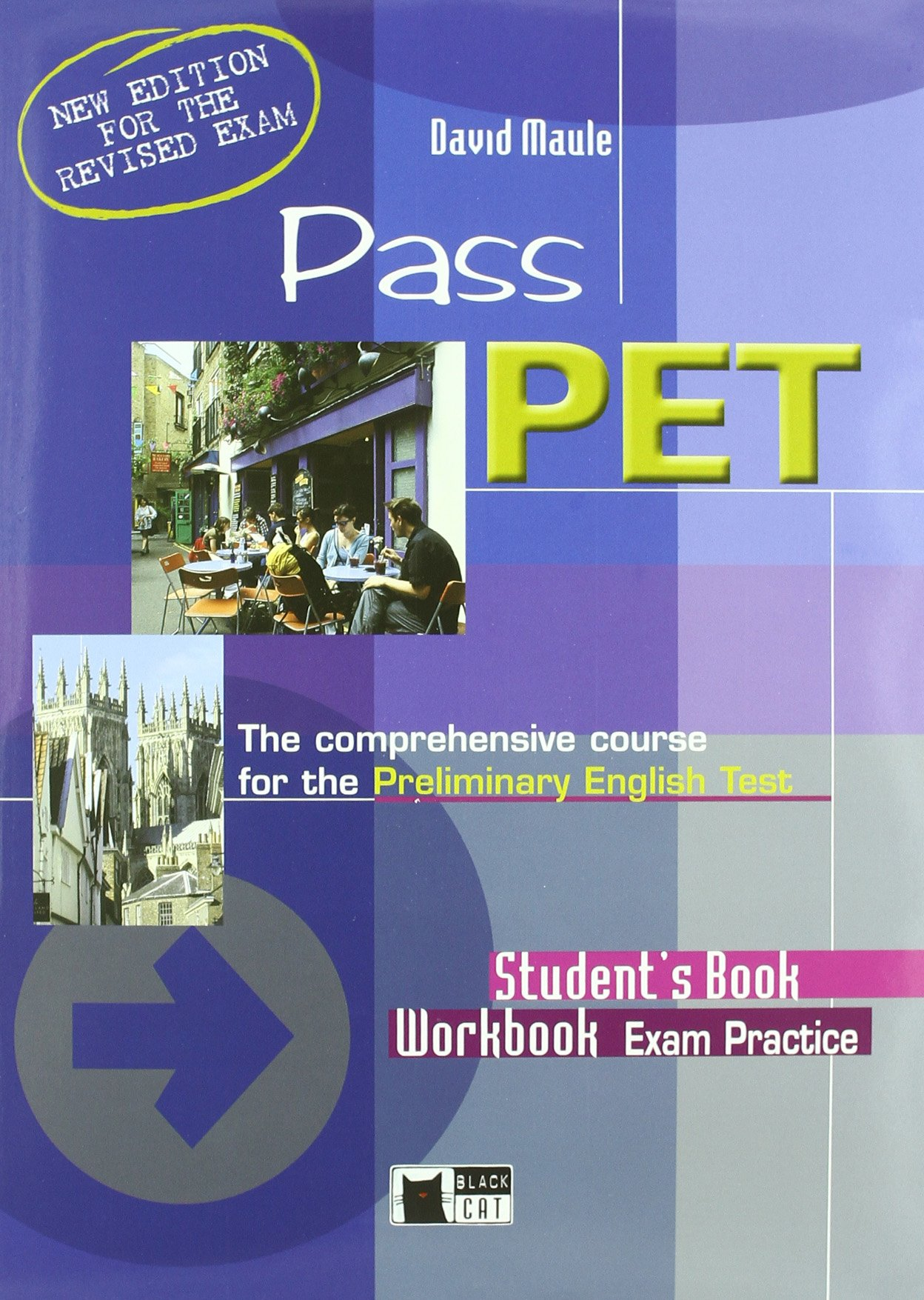 Pass PET  El / Pre-Int  SB +Dx2 latham koenig christina oxenden clive english file up int 3e sb itutor pack with keys