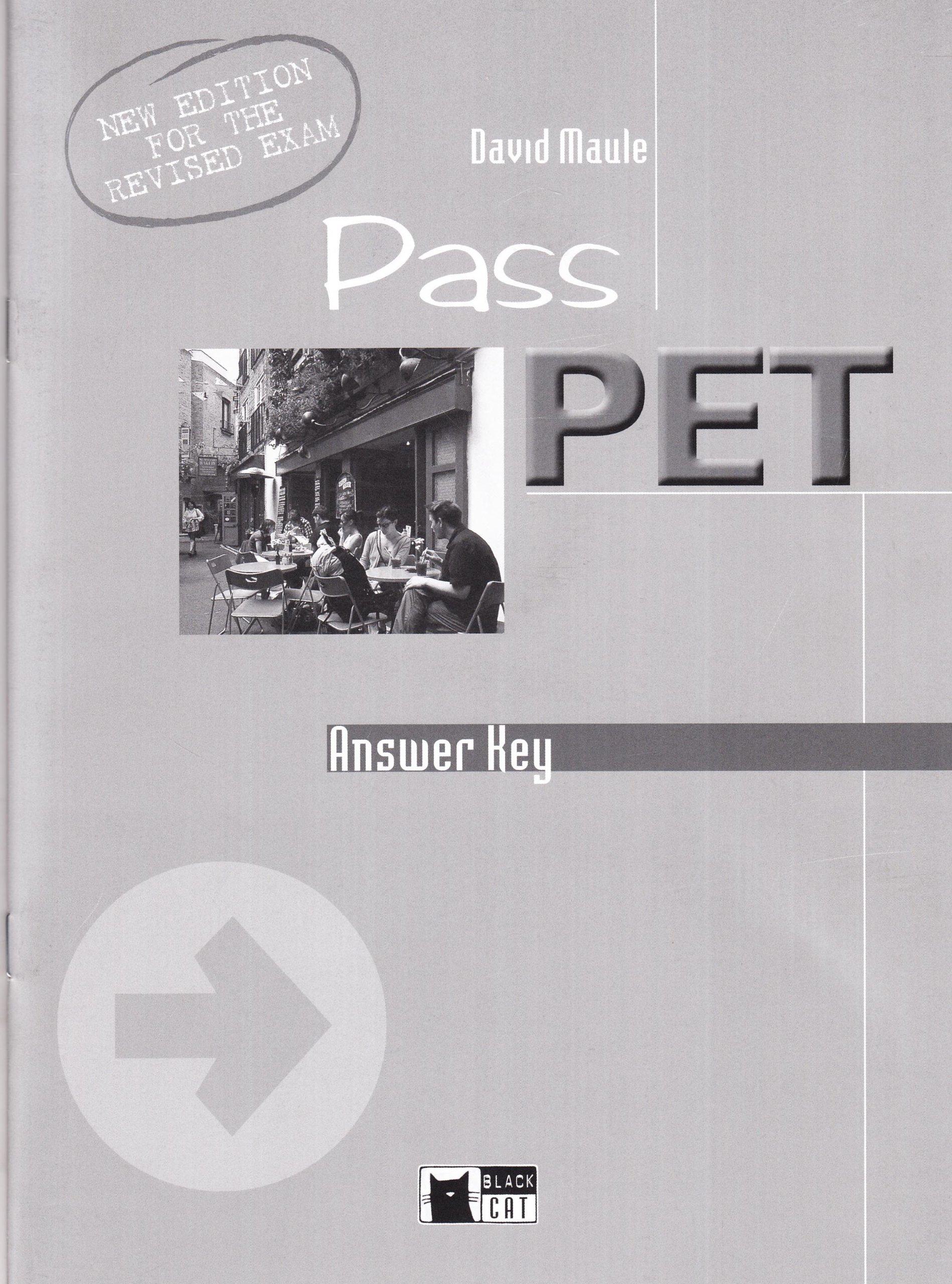 Pass PET El / Pre-Int +Ans Key cambridge english empower upp int wb ans audio