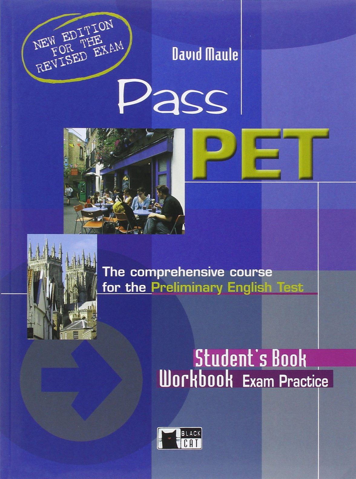 Pass PET El / Pre-Int SB +Dx2 +Ans Key just skills pre int grammar bre