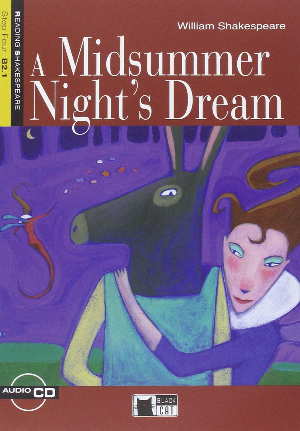 Midsummer Night'S Dream (A) Bk +D midsummer magic