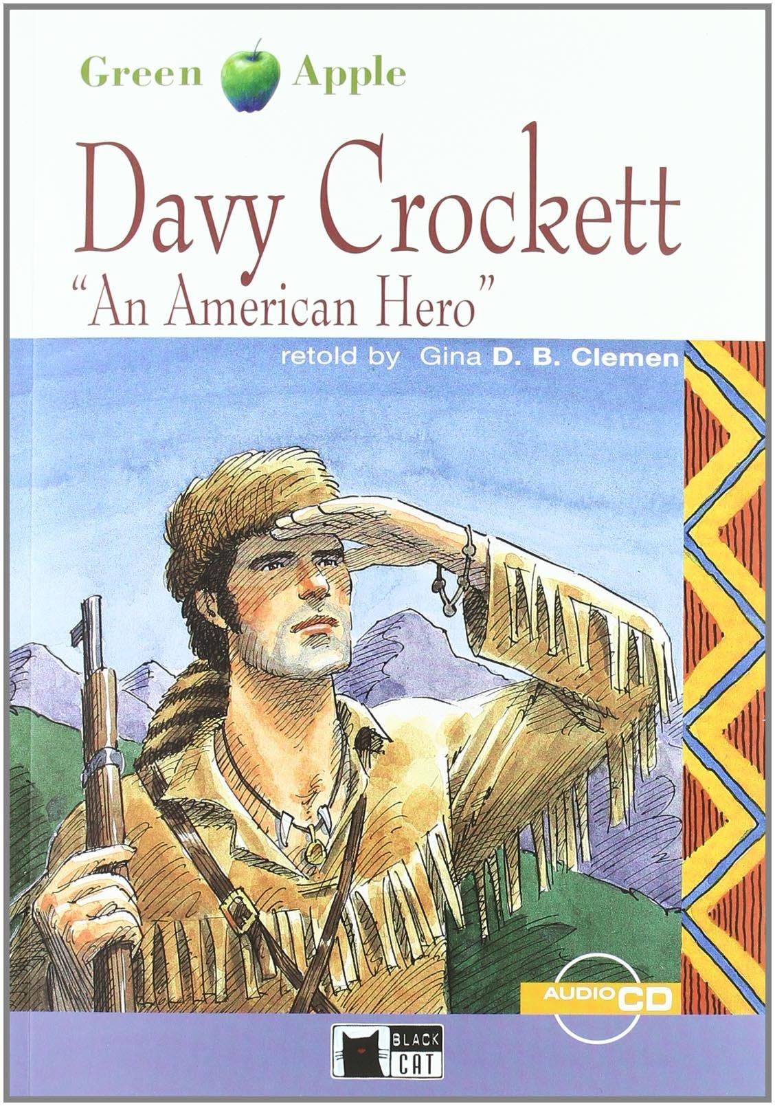 Davy Crockett Bk +D все цены