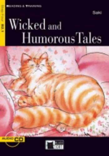 Фото Wicked And Humorous Tales Bk +D humorous organizing