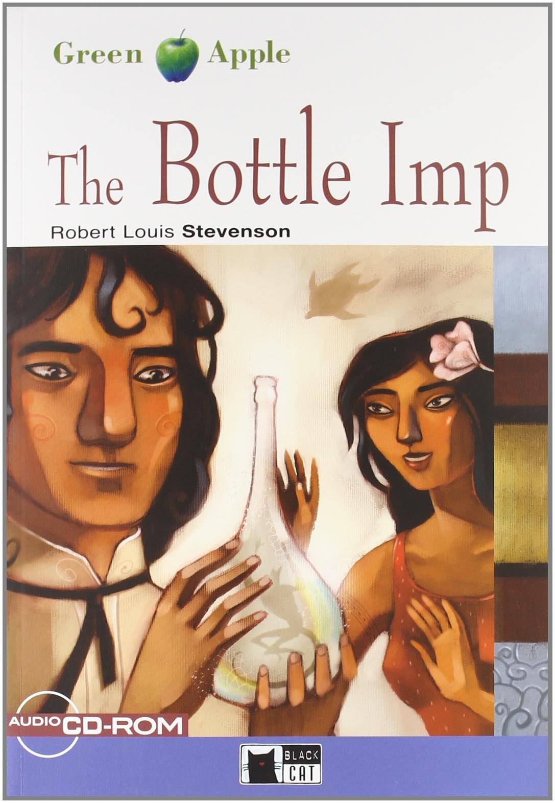 Bottle Imp (The) B +D/R b p r d hell on earth volume 6 the return of the master