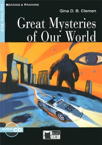 Great Mysteries of Our World + CD цены
