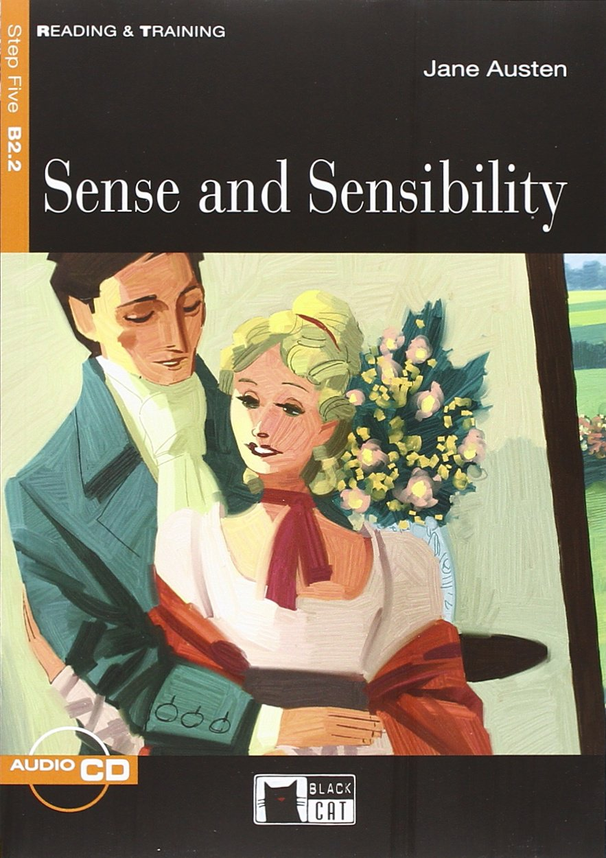 Sense And Sensibility Bk +D austen j sense and sensibility level 2 cd