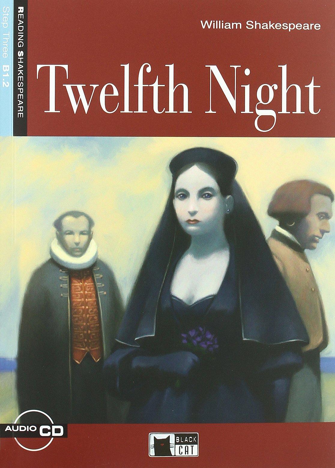 Twelfth Night Bk +D
