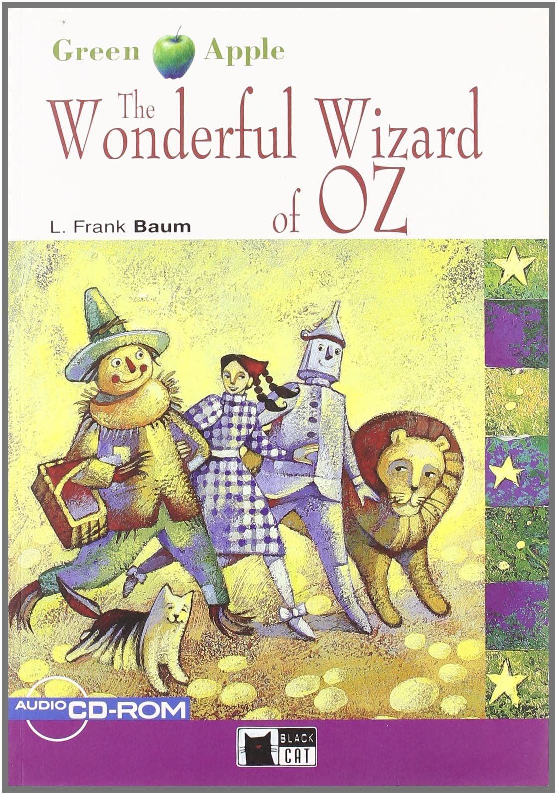 The Wonderful Wizard Of Oz (+ CD-ROM) the wizard