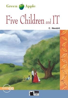 купить Five Children And It Bk +D дешево