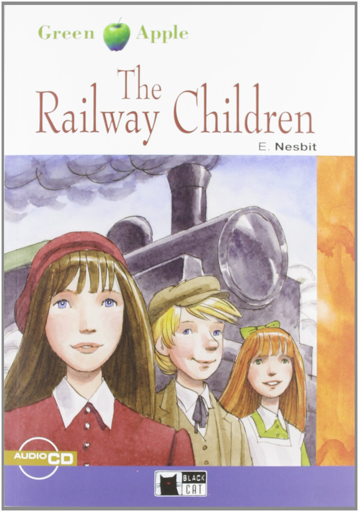 The Railway Children (+CD) father and son of the complete collection of sound books classics children s comics best selling books