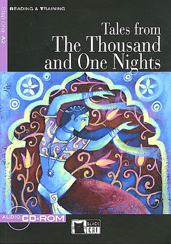 Tales from The Thousand and One Nights: Step One A2 (+ CD-ROM) zhou jianzhong ред oriental patterns and palettes cd rom