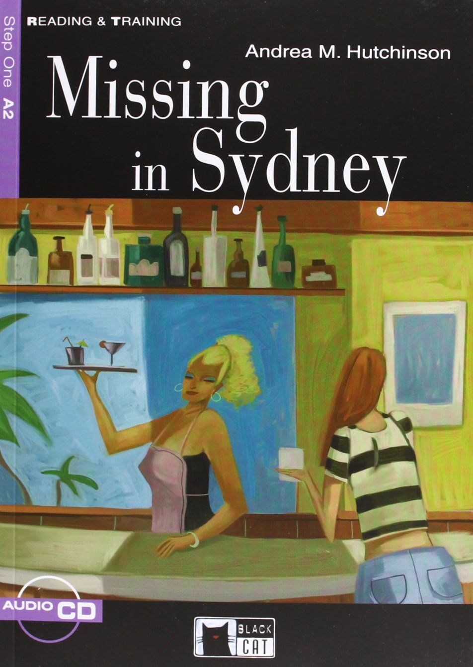 Missing in Sydney (+ CD) бра odeon light alvada 2911 3w
