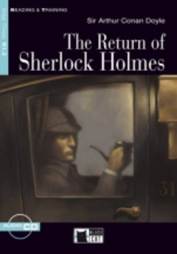 Return Of Sherlock Holmes (The) Bk +D футболка для беременных printio шерлок холмс sherlock holmes