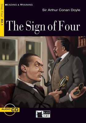 Sign of Four (+ CD) confessions from the corner office