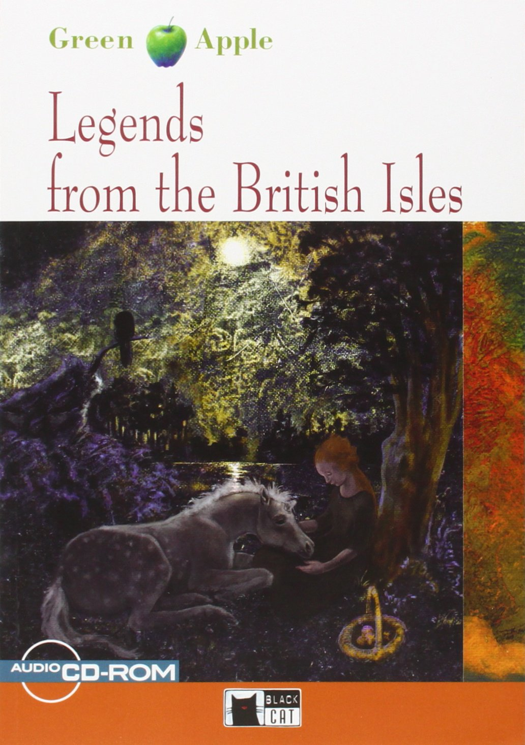 Legends From The British Isles B +D/R mark charan newton the broken isles