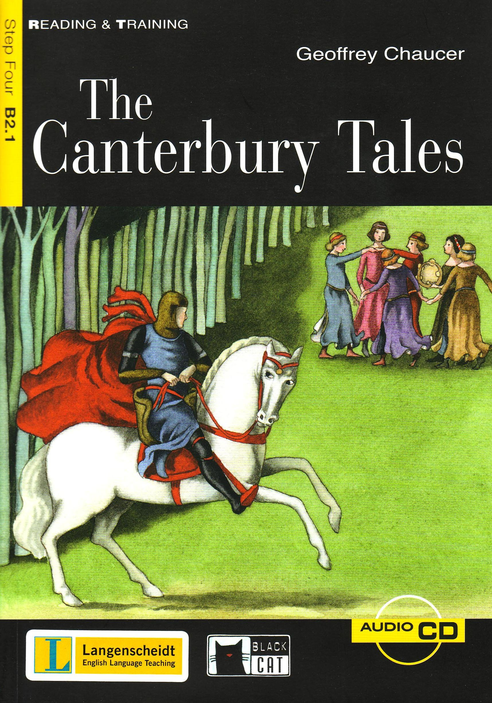 The Canterbury Tales human comedy the