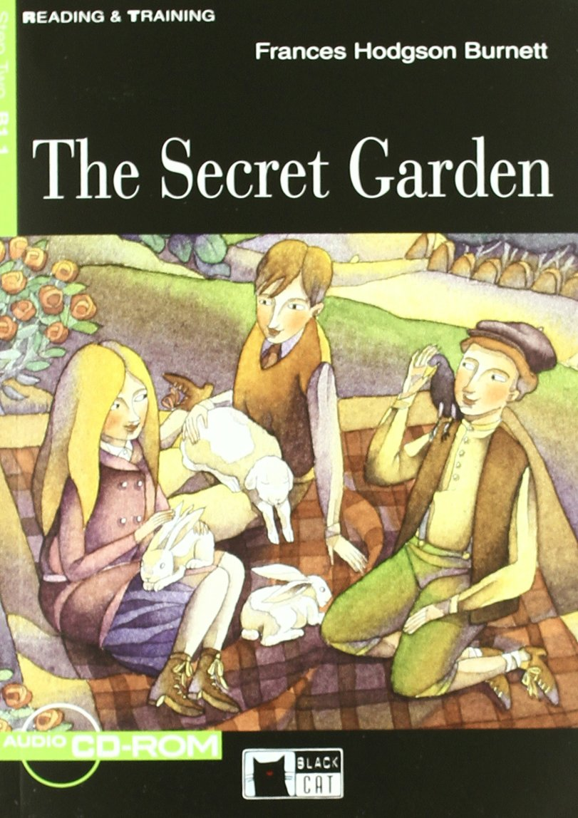 Secret Garden, Bk +D/R