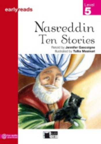 Nasreddin Ten Stories: Level 5 помада pupa miss pupa 505 цвет 505 true scarlet variant hex name de3849 вес 10 00