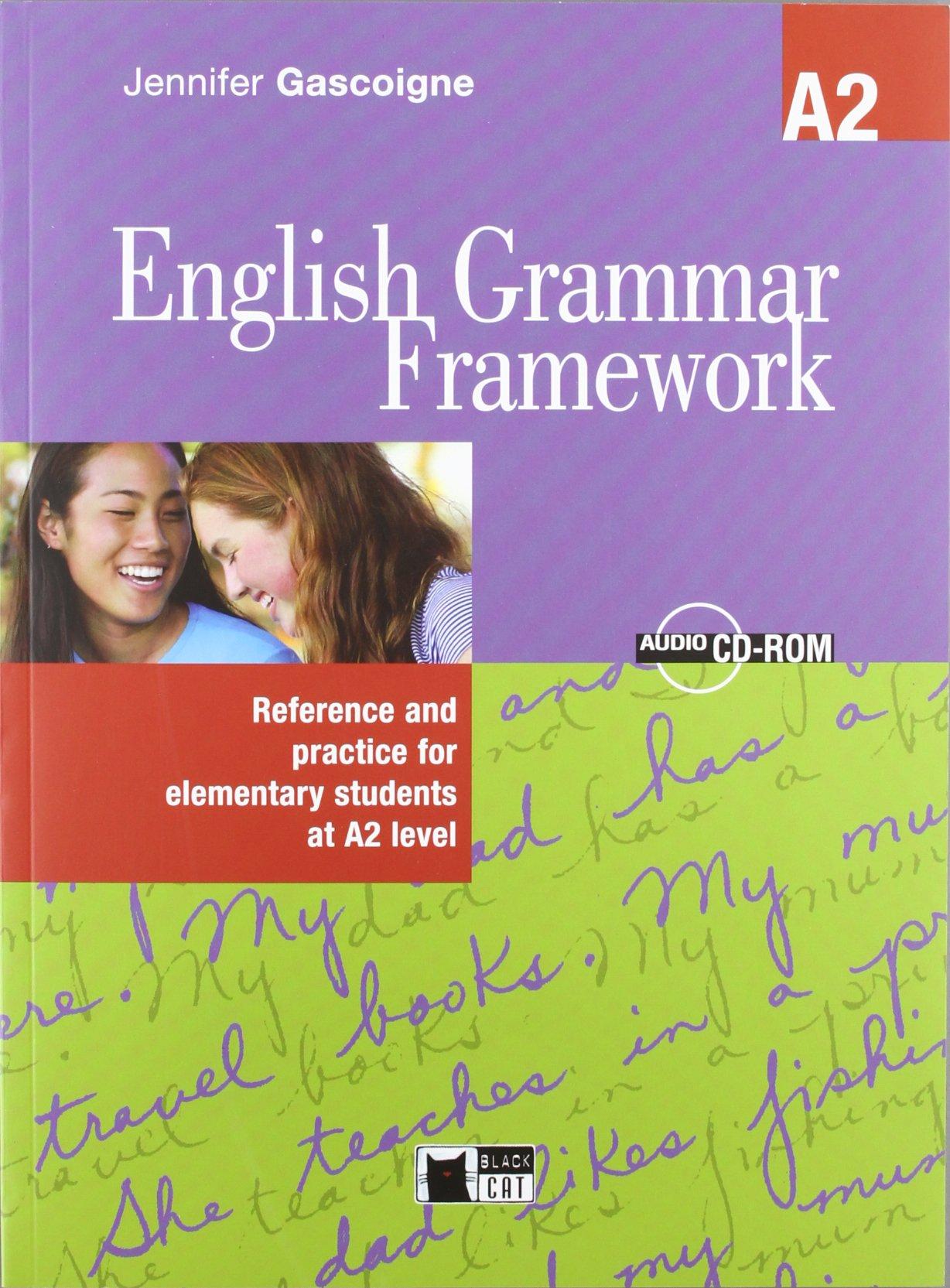 Eng Grammar Framework A1-A2 +R vocabulario elemental a1 a2 2cd