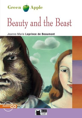 Beauty And The Beast Bk +D