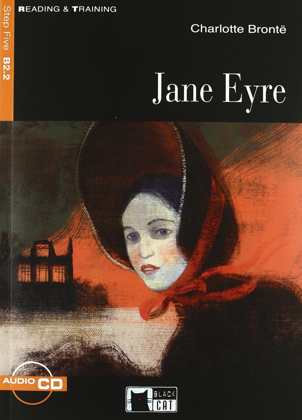 Jane Eyre, Bk +D brontё c jane eyre level 2 cd