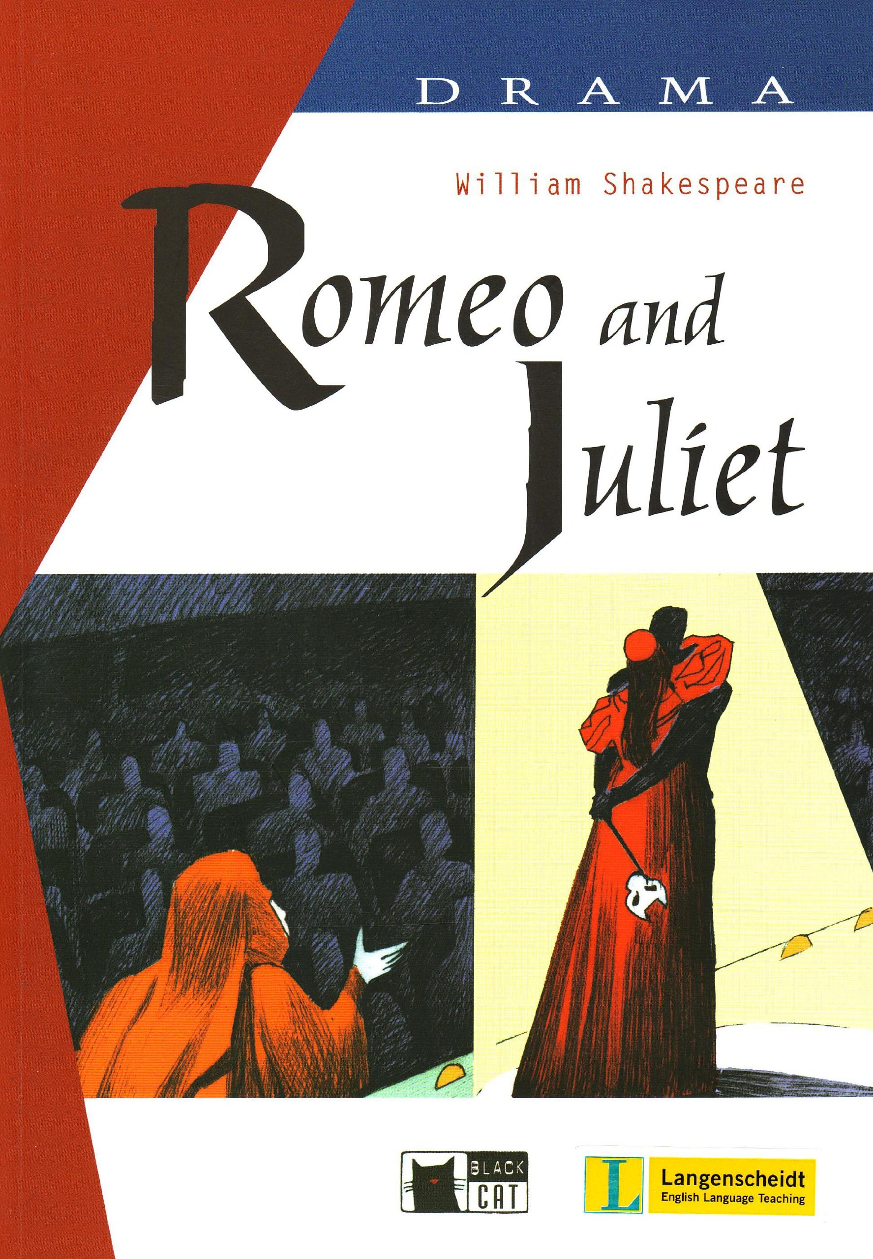 Romeo And Juliet Drama Ne Elem Bk +D romeo and juliet