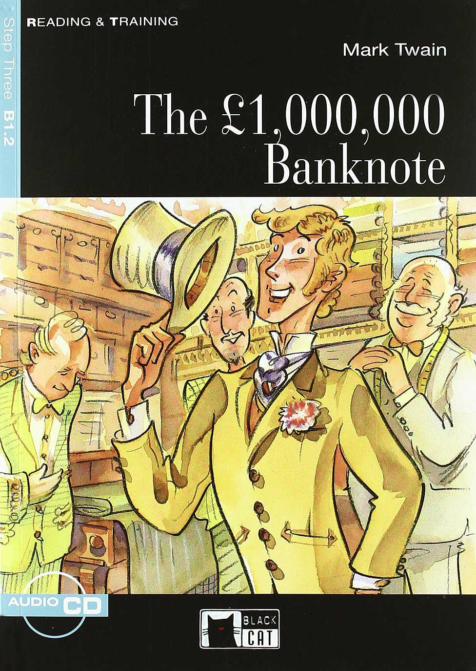 1,000,000 Bank Note (The) NEd Bk +D treasure island ned bk d