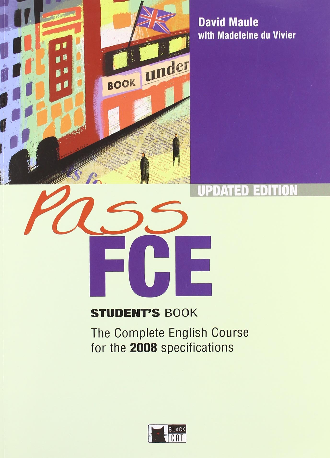 Pass FCE NEd Int SB +Focus redston chris cunningham gillie face2face 2ed upp int sb dvd online wb pk