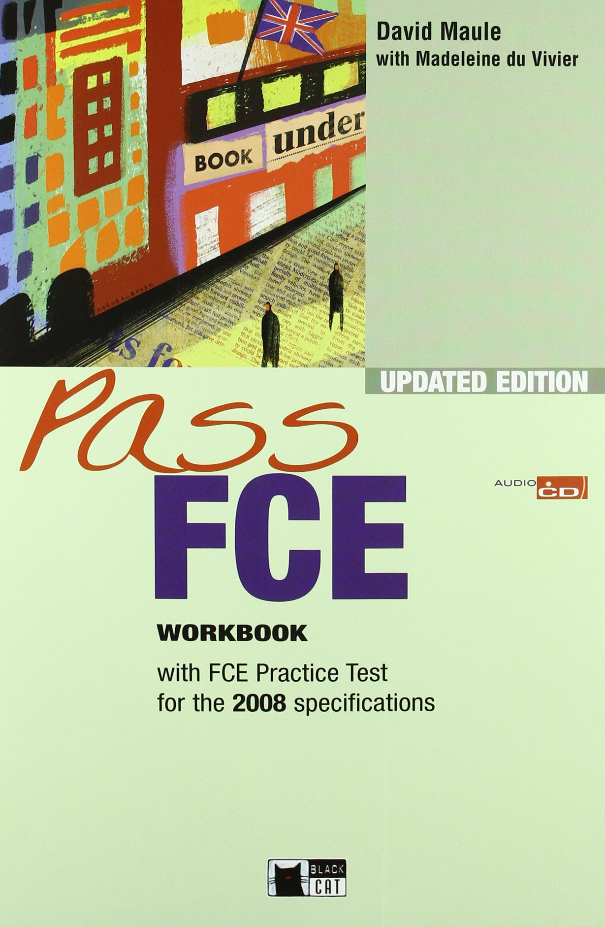 Pass FCE WB Int. +Practice test +D robert campbell adrian tennant global upp int wb cd