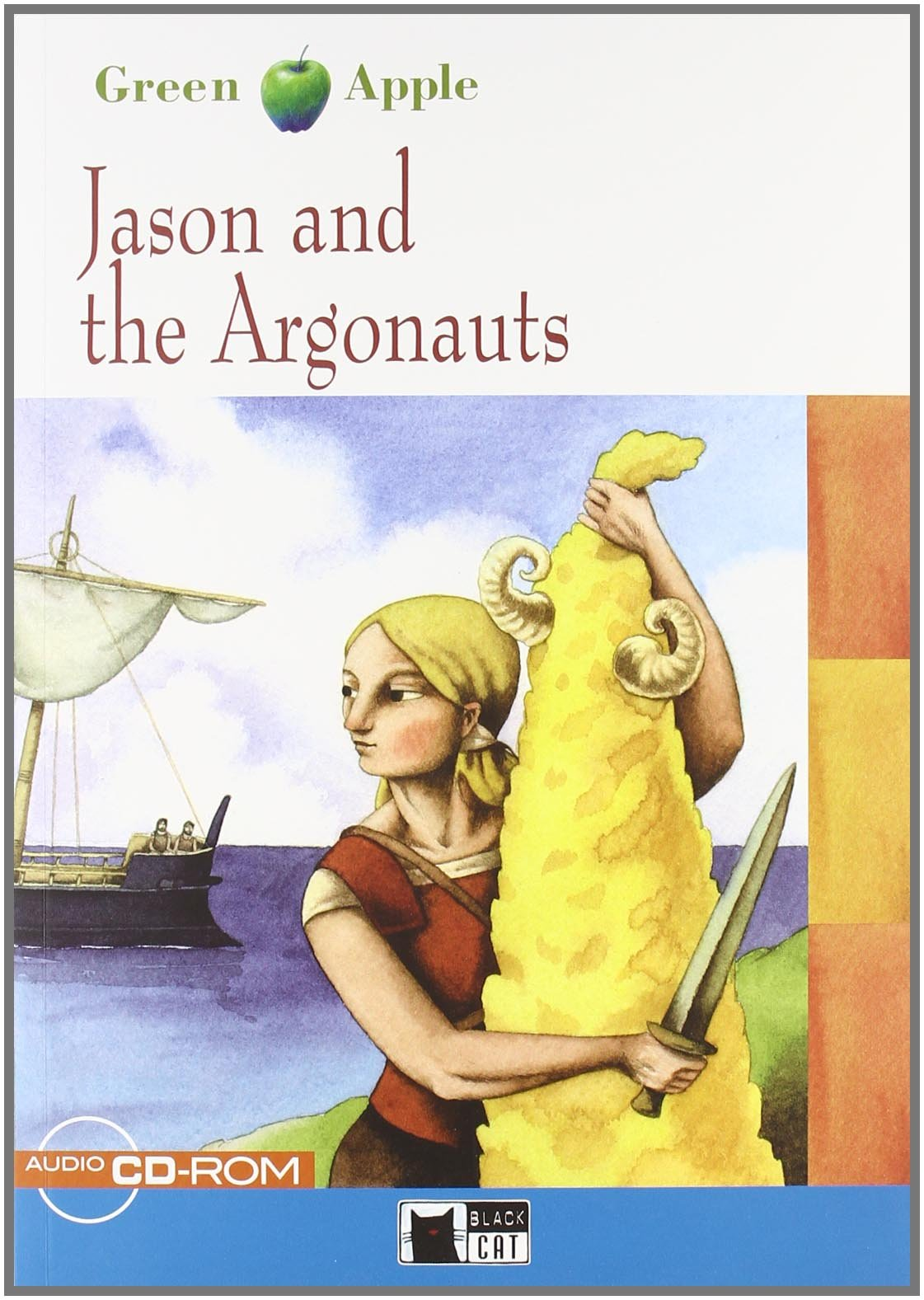 Jason and the Argonauts, Bk +D/R jason зубная паста клубника и банан jason cosmetics todder toothpaste strawberry and banana j01531 45 г