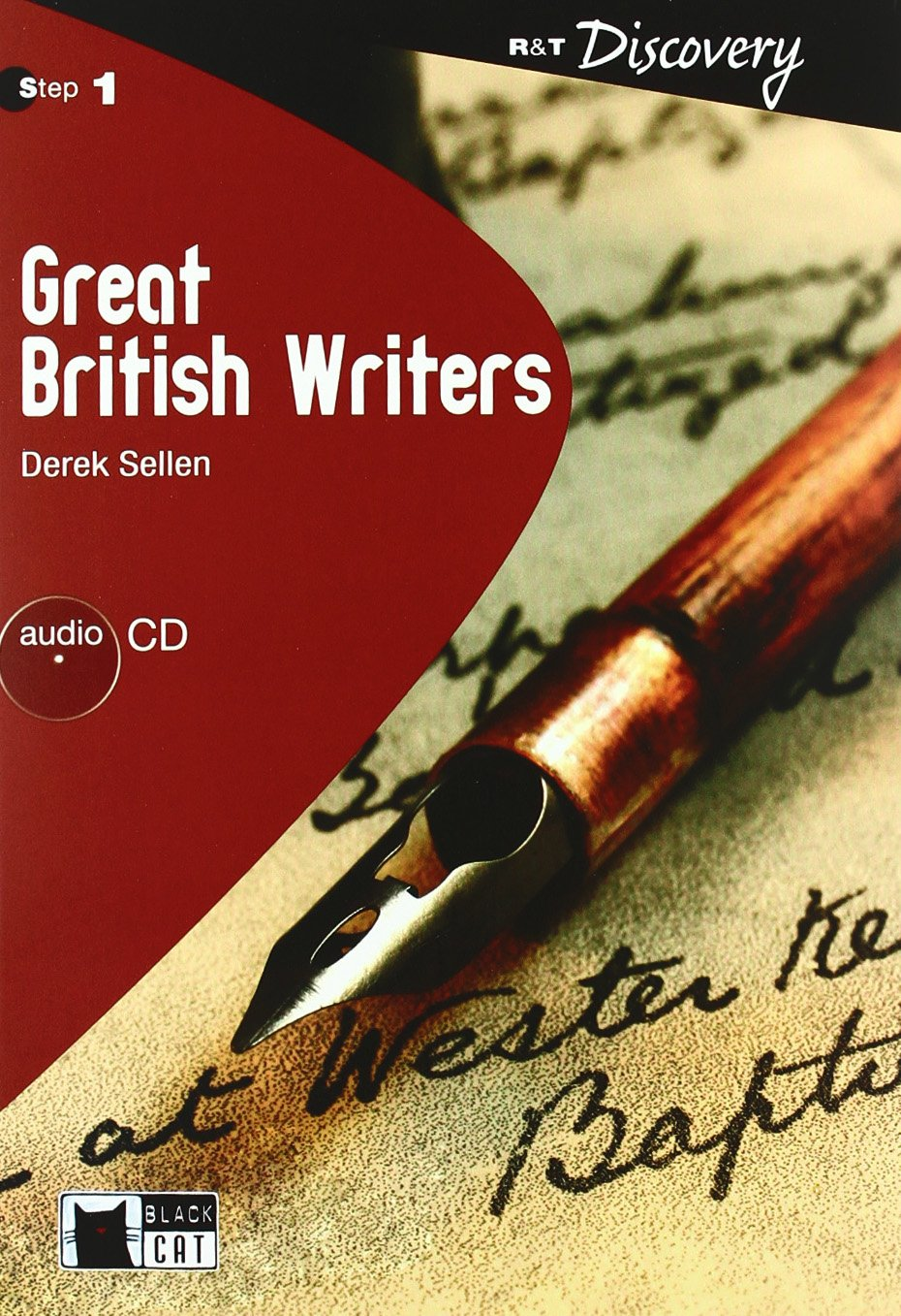 Great British Writers: R & T Discovery: Step 1 (+ CD-ROM) жаровня scovo сд 013 discovery