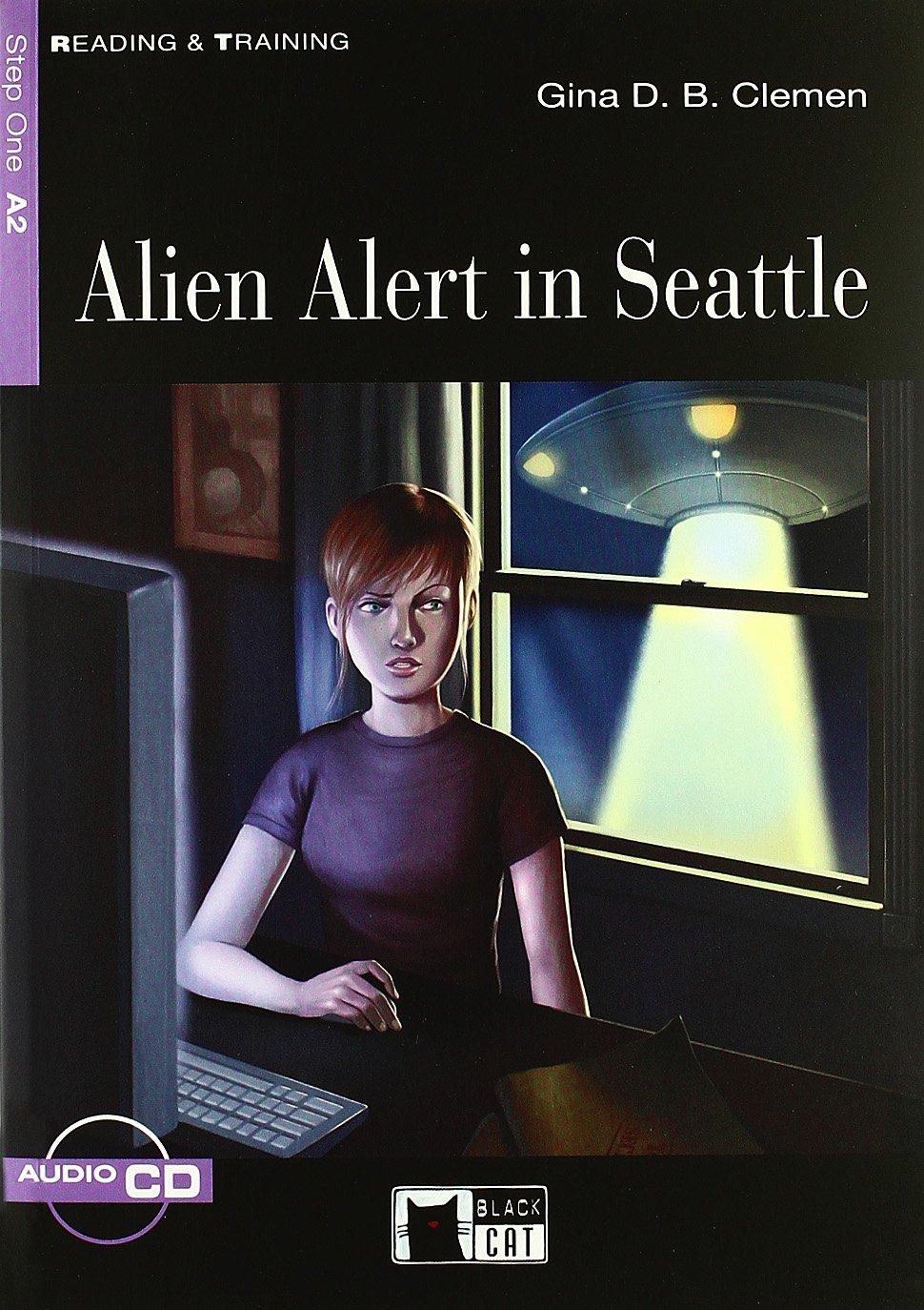 Alien Alert In Seattle +D майка enjoi sleeveless in seattle tank white