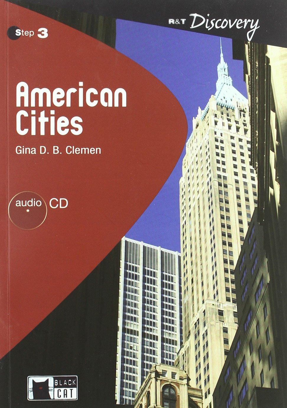 American Cities: Step 3 (+ CD) george gibson american folk tales step 1 a2 cd