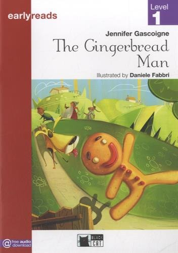 Gingerbread Man: Level 1: Earlyreads the gingerbread man level 2