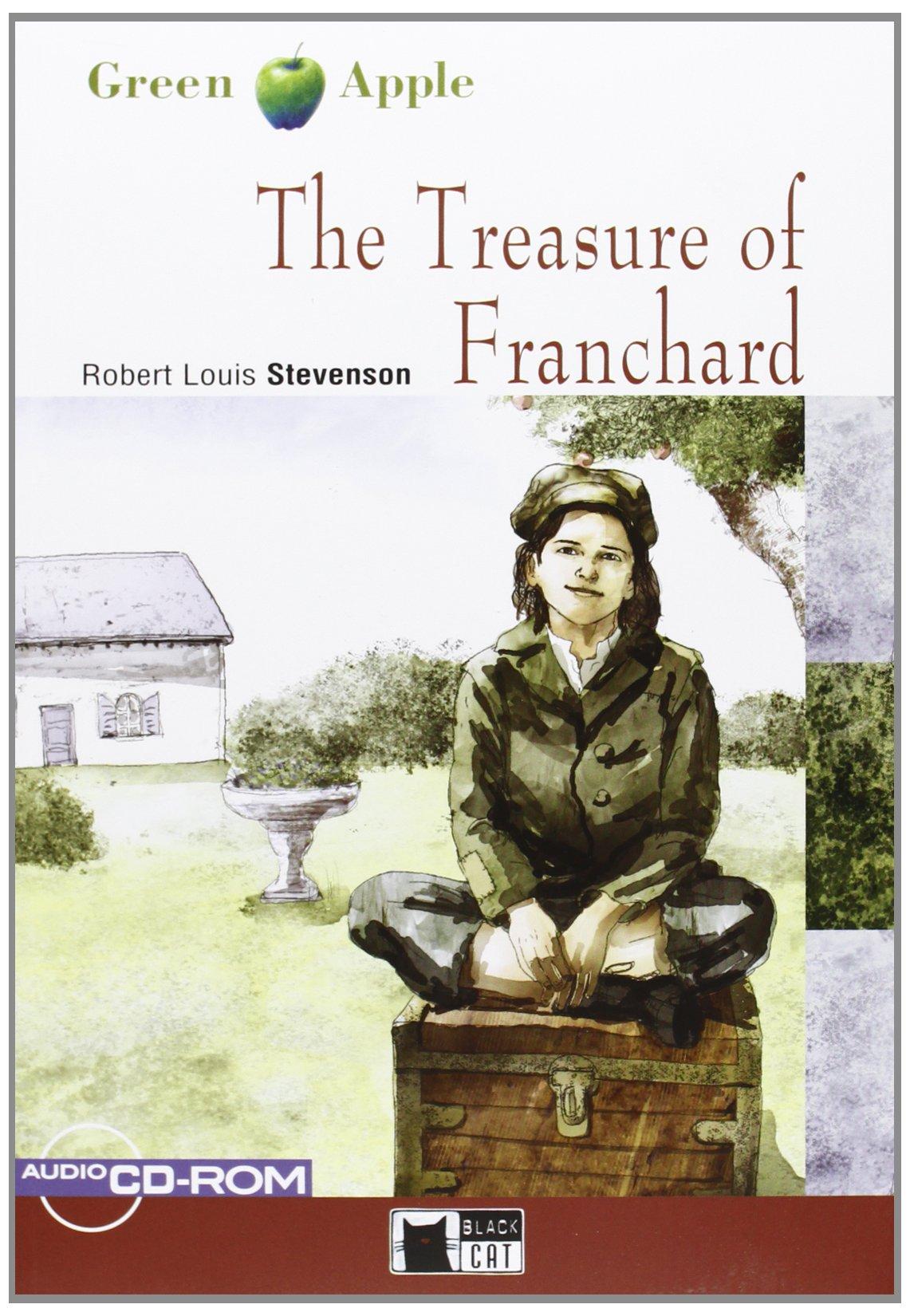 Treasure Of Franchard +R riggs r library of souls