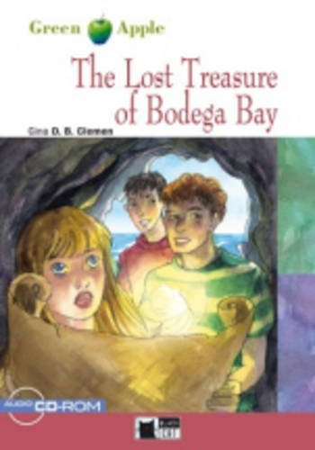 The Lost Treasure of Bodega Bay (+ CD-ROM) lost ink lo019awgvm59 lost ink