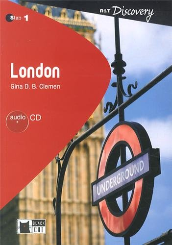 London (+ CD) theatre show stker book