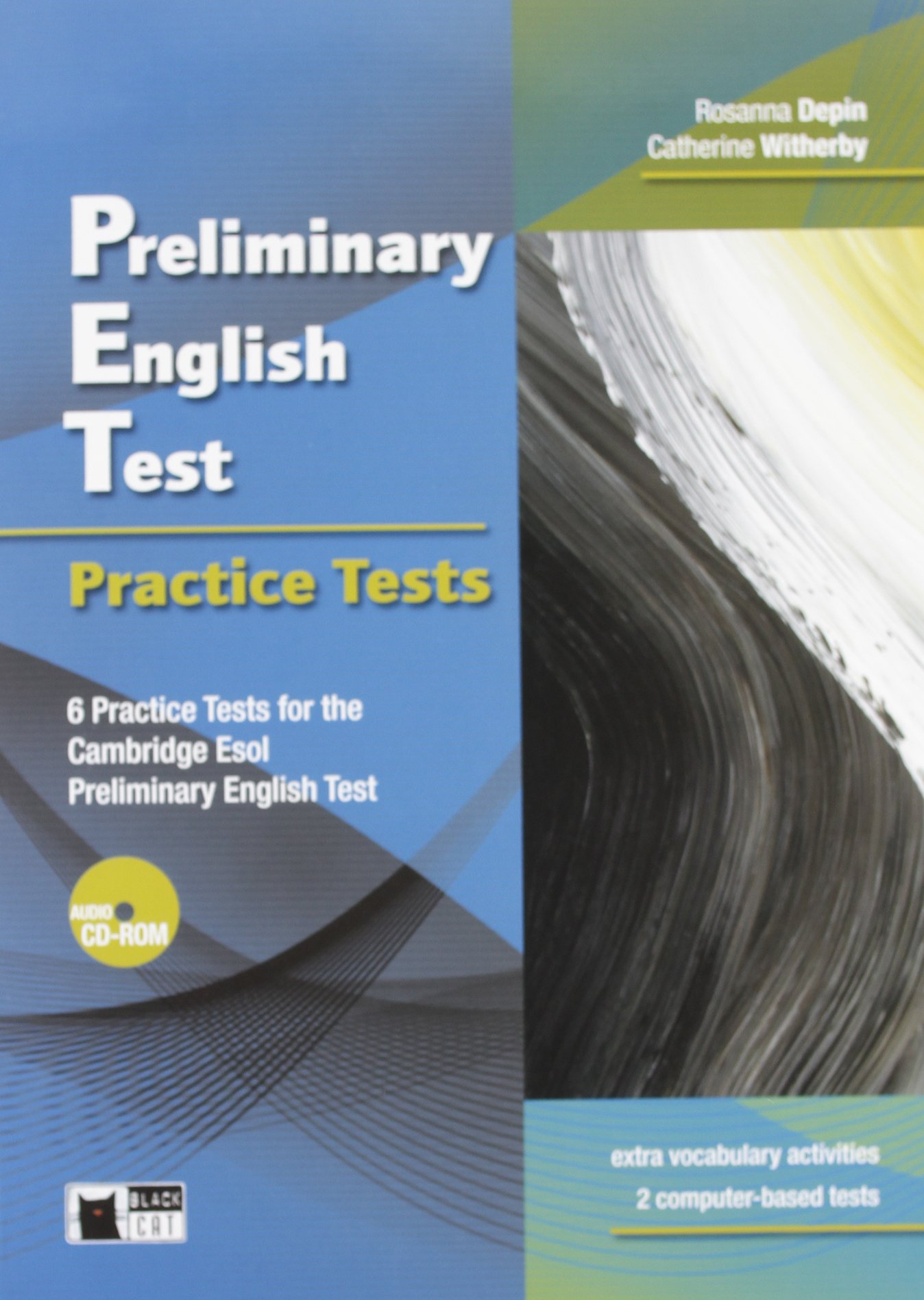 PET Practice Tests (+ CD) test your english vocabulary in use elementary