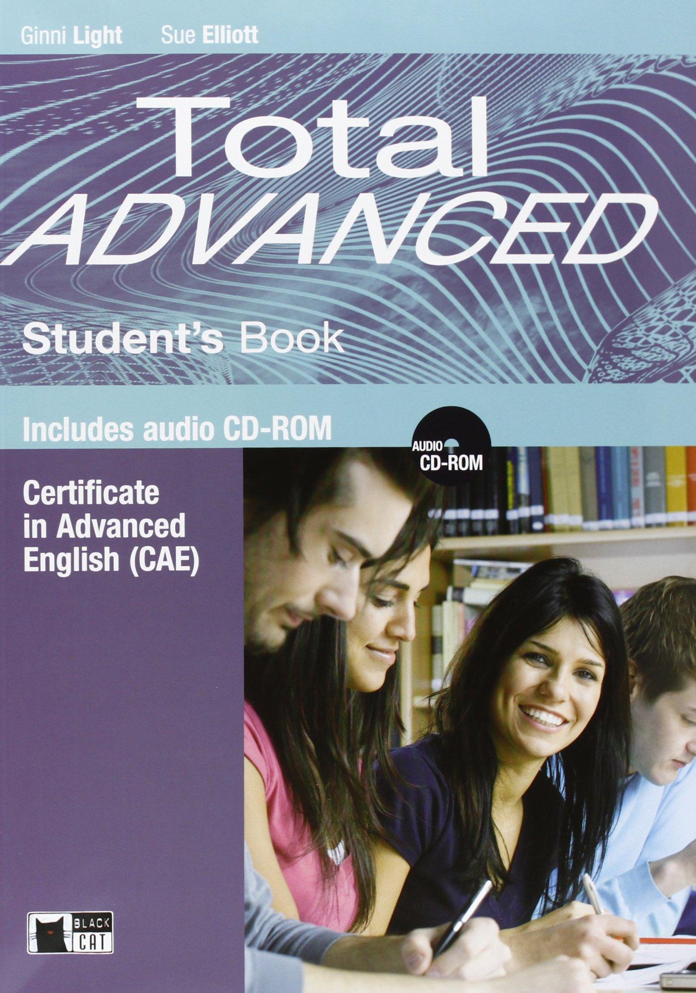 Total Advanced: SB + CDR focus on grammar 3ed 1 sb audio cdr