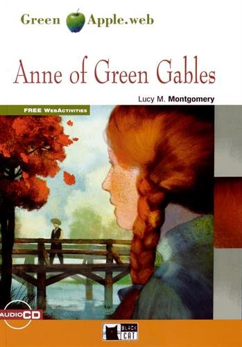 Anne Of Green Gables + Cd lucy maud montgomery anne of green gables
